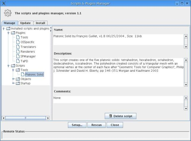 spmanager screenshot1