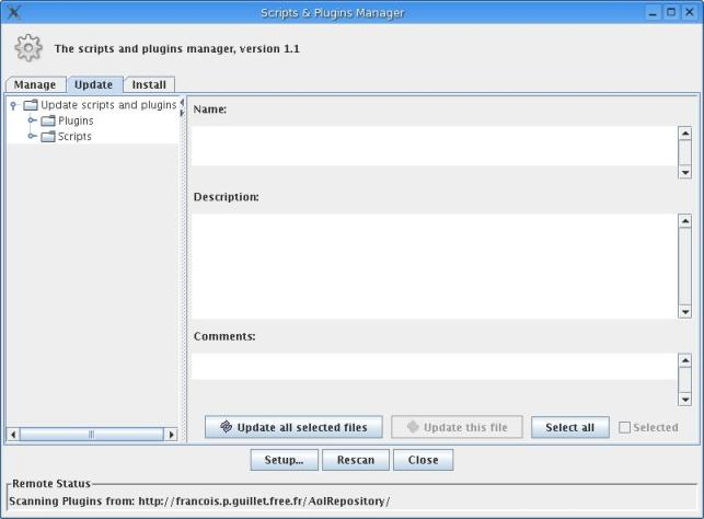 spmanager screenshot2
